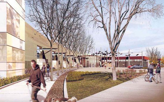 Image of North Central Animal Center.
