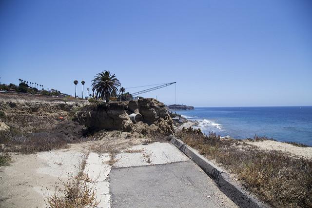 White Point Landslide Photo1