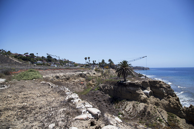 image of White Point Landslide